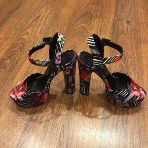 Aldo high heels 5 in